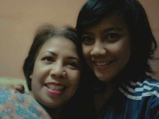 I love you more than you know, Ma.. :)