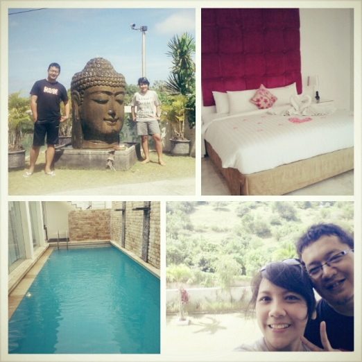 Honeymoon : Our perfect villa in Nusa Dua